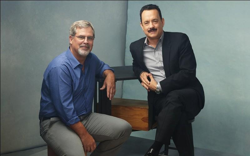 Dans quel film Tom Hanks joue un commandant de porte-conteneurs ?