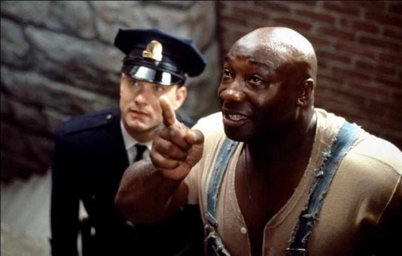 Dans quel film joue-t-il un gardien de prison ?