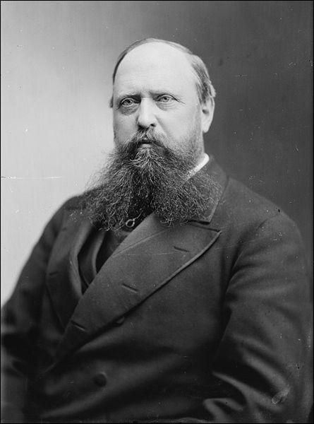 Othniel Charles Marsh (1831-1899) établit une sorte de record en décrivant environ...