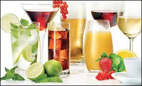 Laquelle de ces boissons préférez-vous ?