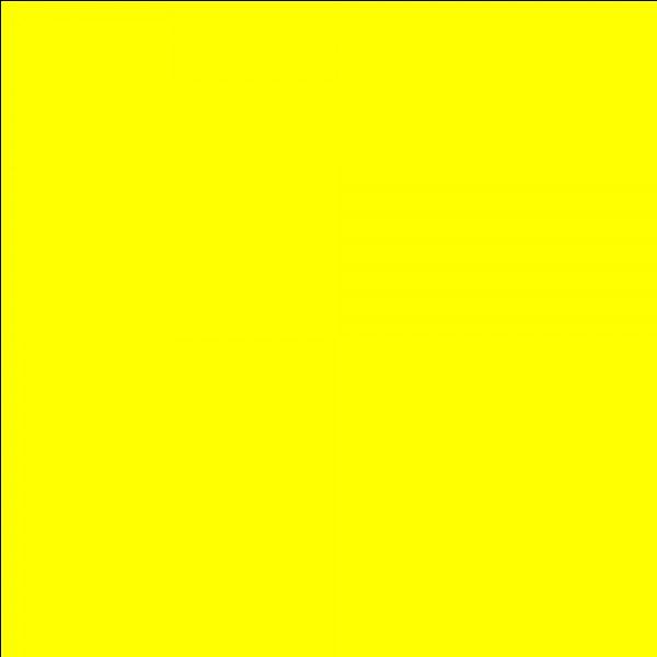 """Comment écrit-on """"jaune"""" en allemand ?"""