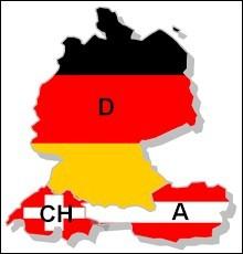 Les couleurs en allemand