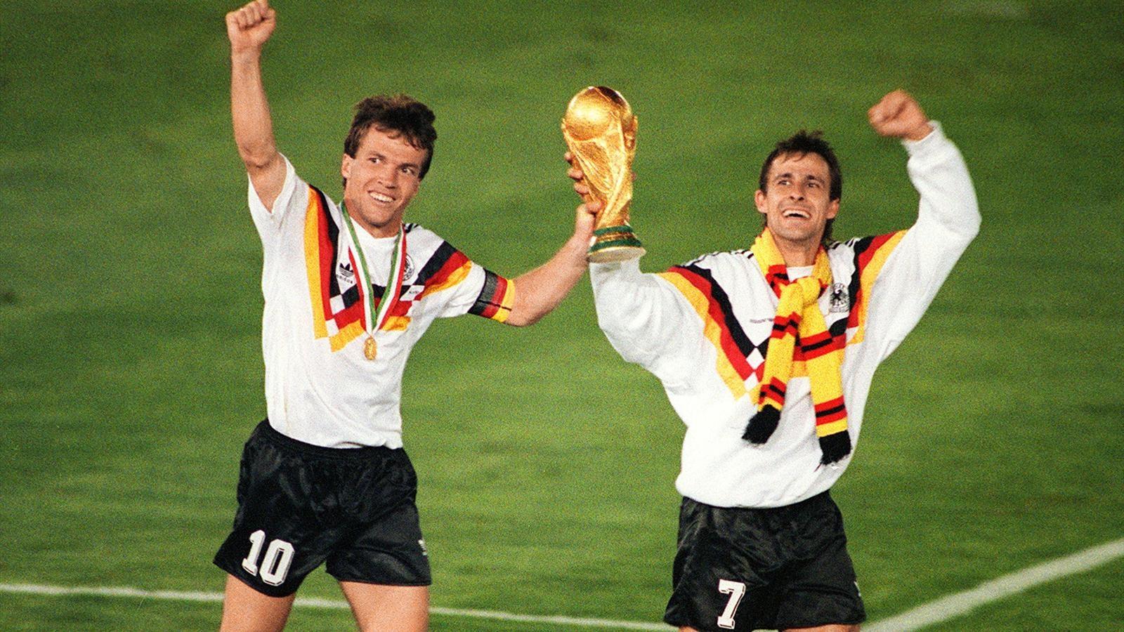 Quizz la coupe du monde de football 1990 quiz football coupe du monde - Coupe du monde football 1994 ...