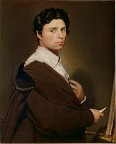 """Reprenons la série où je l'avais laissée, à la lettre """"i"""". Peintre néo-classique, Ingres, né en 1780 à Montauban (Tarn-et-Garonne), fut aussi durant sa vie enseignant et Sénateur au Sénat impérial de 1862 à sa mort en 1867. Laissant à la postérité des œuvres comme """"La Grande Odalisque"""", en 1814, il reste attaché à une expression dut à son amour et loisir favori à un instrument de musique, lequel ?"""