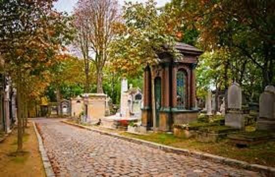 Visite du cimetière du père Lachaise (4)-(Lettre de I à L)