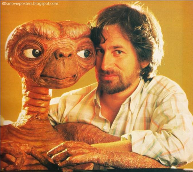 Steven Spielberg est le réalisateur du film E.T. ?