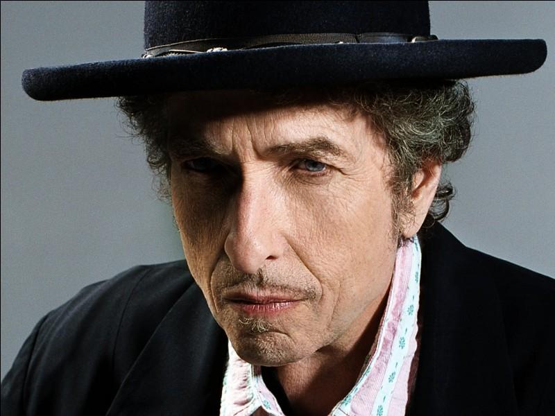 Quel prix Bob Dylan a-t-il obtenu en octobre 2016 ?