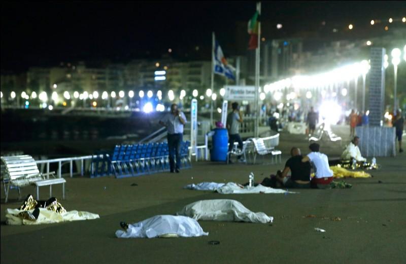 """Quelle est la date des attentats de Nice dans les années """"2000"""" ?"""
