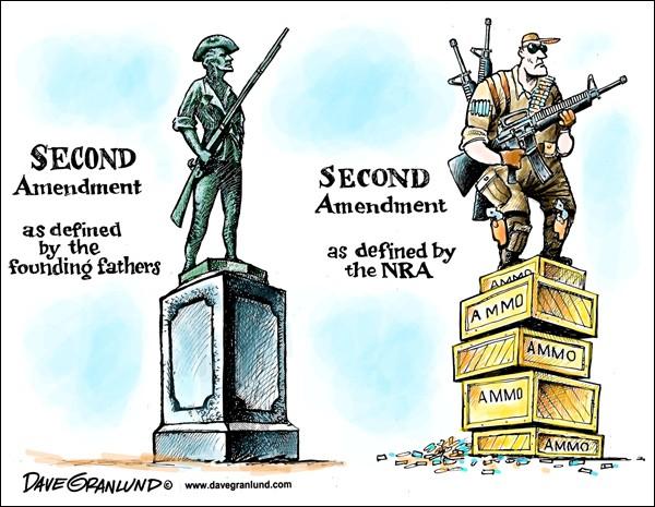 Trêve de plaisanteries... Combien déplore-t-on de décès par armes à feu chaque années aux États-Unis ?