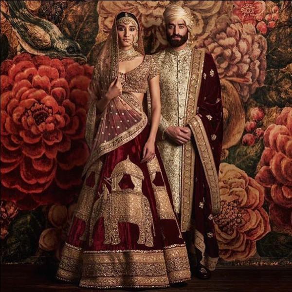 Un mariage au pays du tigre !