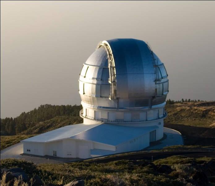 Quizz les records en astronomie et dans l 39 espace quiz for Miroir parabolique telescope
