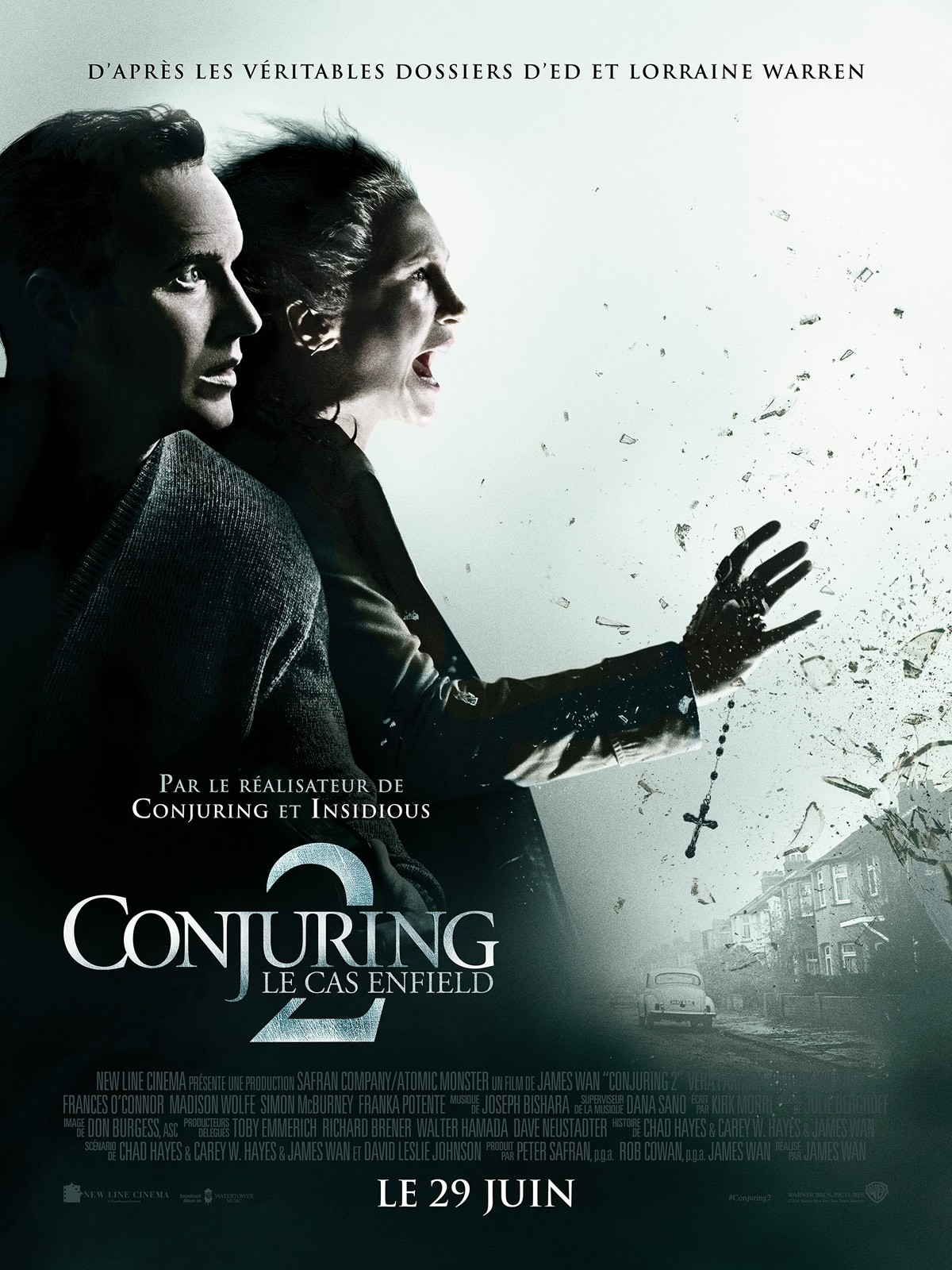 Film - Conjuring 2 : Le Cas Enfield
