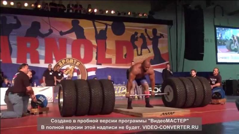 Est-ce que le muscle est le seul facteur de force ?