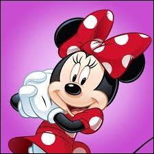 Quel est le prénom de la compagne de Mickey Mouse ?