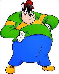 Comment s'appelle ce méchant qui est un des ennemis de Mickey Mouse ?