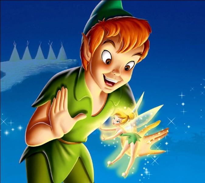 Où Peter Pan habite-t-il ?