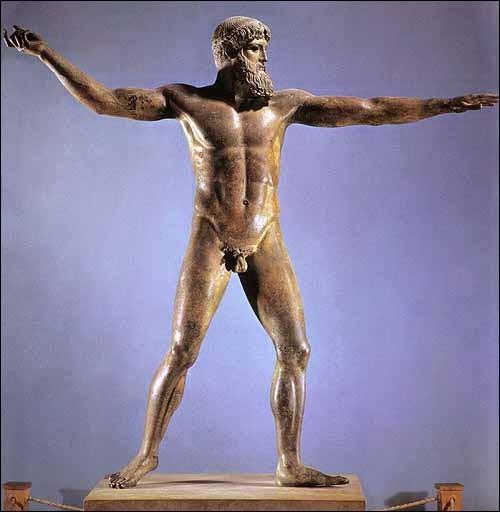 Quelle était l'arme fatale de Zeus ?
