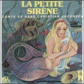En contrepartie de quel sort la sorcière des mers donna-t-elle des jambes à la Petite Sirène ?
