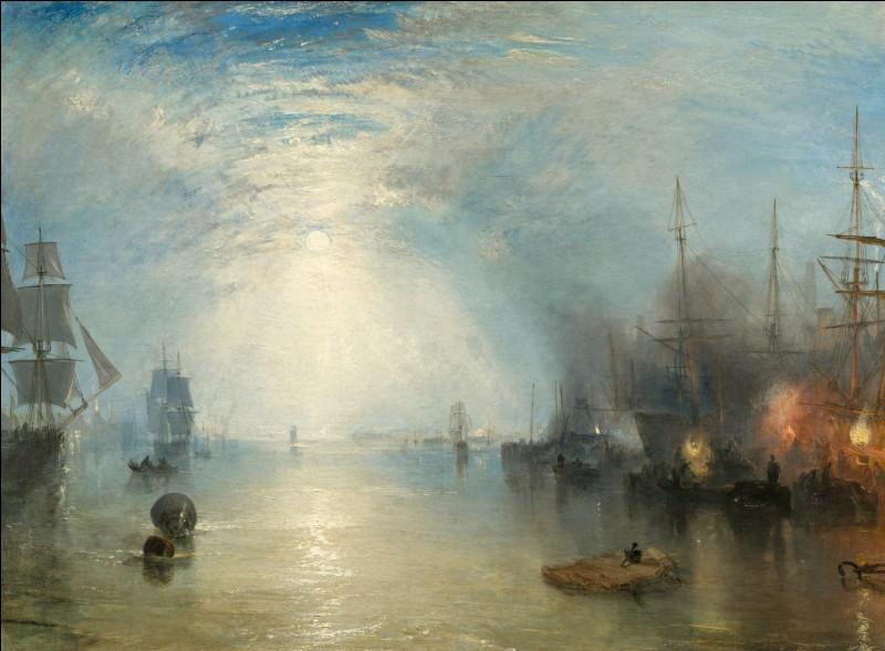 """Lequel de ces peintres fut surnommé """"le peintre des lumières"""" ?"""