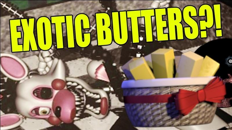Exotic Butters : qu'est-ce que c'est ?