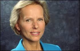 Le nom de Christine Ockhrent est dans ''Si t'es mon pote'' . Qui est marié avec elle ?