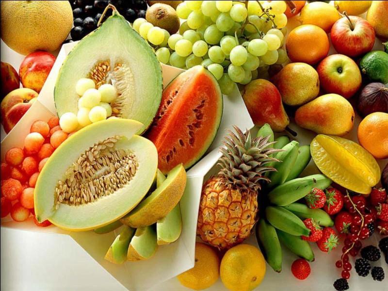 Quel fruit aimes-tu le plus ?