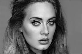 Laquelle de ces chansons d'Adele préfères-tu ?