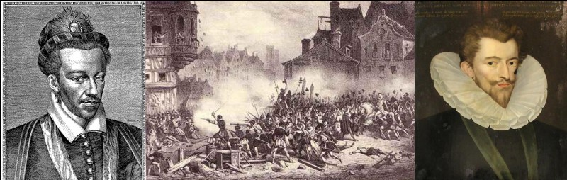 Le 12 mai 1588, le roi de France Henri III est obligé de quitter sa capitale, Paris. Les Parisiens se révoltent contre lui. Il est accusé de vouloir faire une « Saint-Barthélemy des catholiques » et de vouloir désigner Henri de Navarre comme son successeur au trône de France. Henri III s'installera à Blois, entre autres.Comment appelle-t-on cette journée du 12 mai 1588.