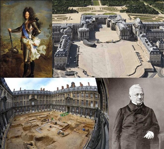 Entre 1594 et 1871, surtout deux villes se partagèrent le titre de « capitale de la France ». Cela commença par l'arrivée du roi Henri IV pour se terminer dans les premiers mois de la 1e Guerre mondiale.A part Saint-Germain-en-Laye et Bordeaux, capitales occasionnelles, quelles seront les deux principales capitales de la France ?