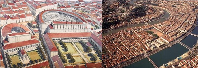 De 19 avant JC à 297 : Grâce a un empereur romain, cette ville devient la « capitale des Gaules ». Elle le restera jusqu'en 297, moment où Trêves le devient.Quelle est cette ville ?