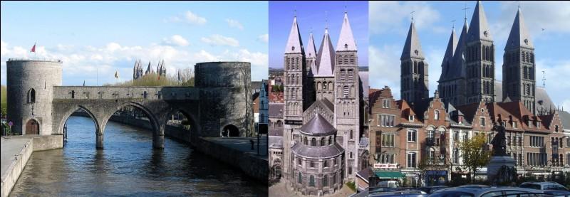 Entre l'an 431 et l'an 508 : Clodion conquiert la ville de Tournai (Belgique actuelle) en battant les Romains. Il en fait sa capitale. En 448, les Romains reconnaissent la victoire franque.Quel est le nom romain de la ville de Tournai ?