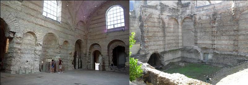 De l'an 508 à l'an 511 : Clovis s'installe à Paris, il en fait sa capitale jusqu'à son décès. Dans quel endroit s'installe-t-il ?