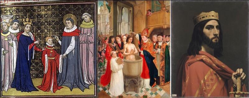 De l'an 639 à l'an 673 : Le roi Dagobert règne. Plusieurs villes serviront de capitales. Sa cour est itinérante et plusieurs villes de la région parisienne serviront de capitale. Dagobert utilisera plus souvent l'une d'entre elles.Quelle est cette ville ?
