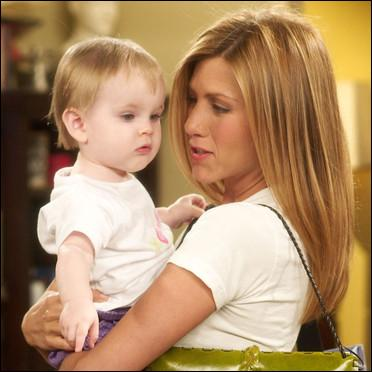 Quel est le premier mot d'Emma selon Rachelle ?