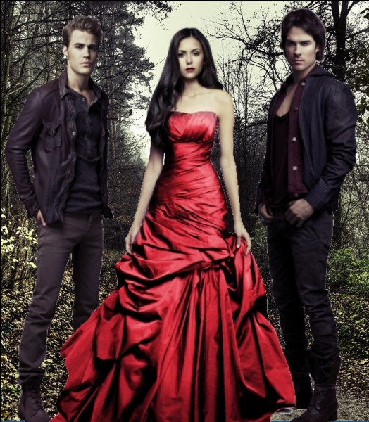 """Quel est ton personnage préféré dans """"Vampire Diaries"""" ?"""