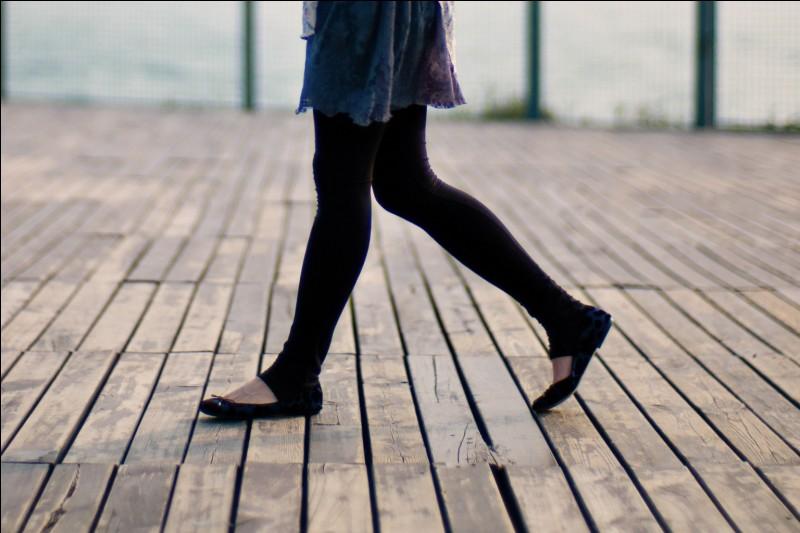 """Pour toi """"marcher"""" veut dire :"""