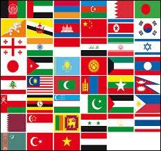 Quelle couleur n'y a-t-il pas sur le drapeau de la Belgique et de l'Allemagne ?