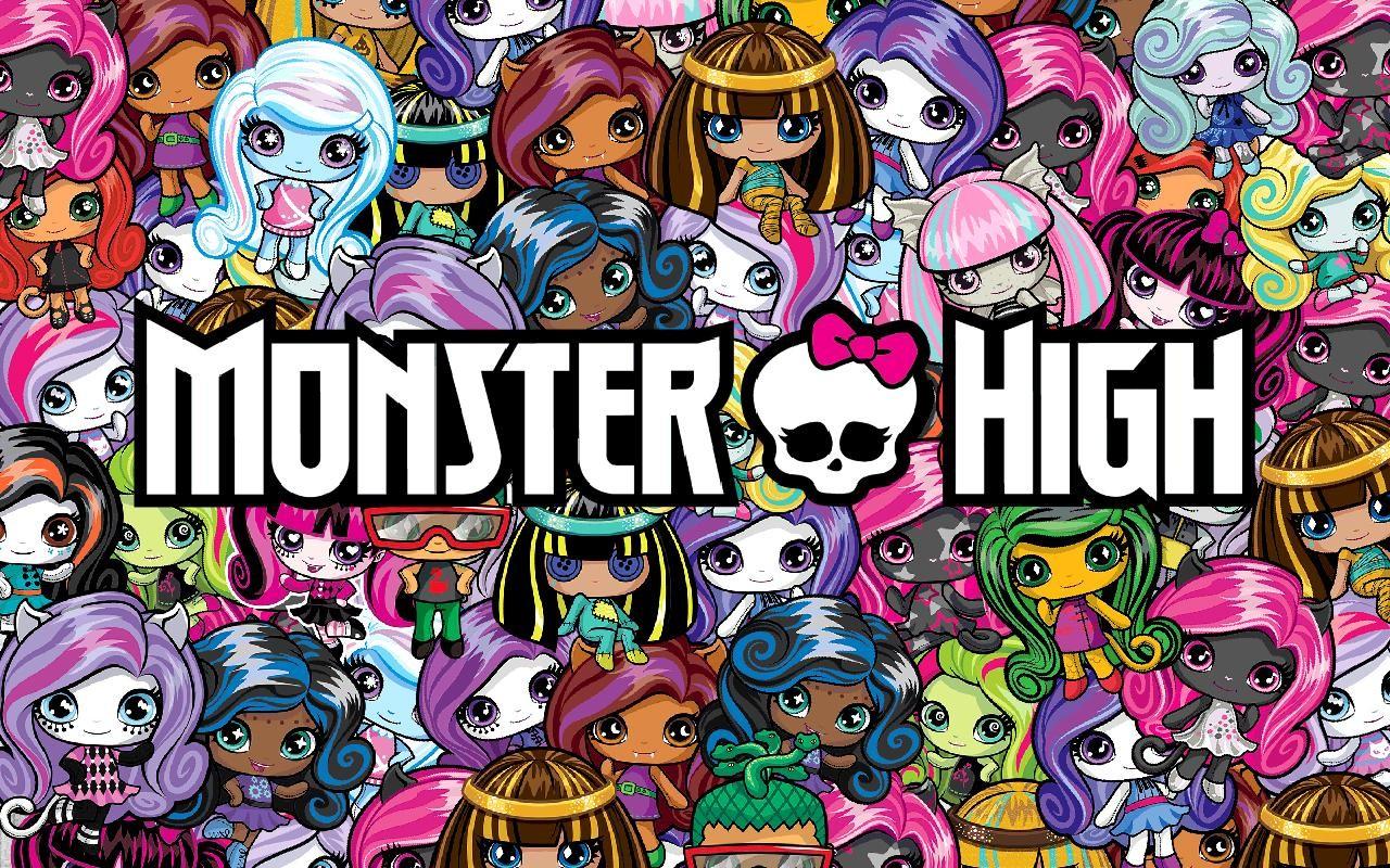 Les personnages de 'Monster High'