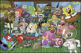 Lequel de ces personnages est musclé ?