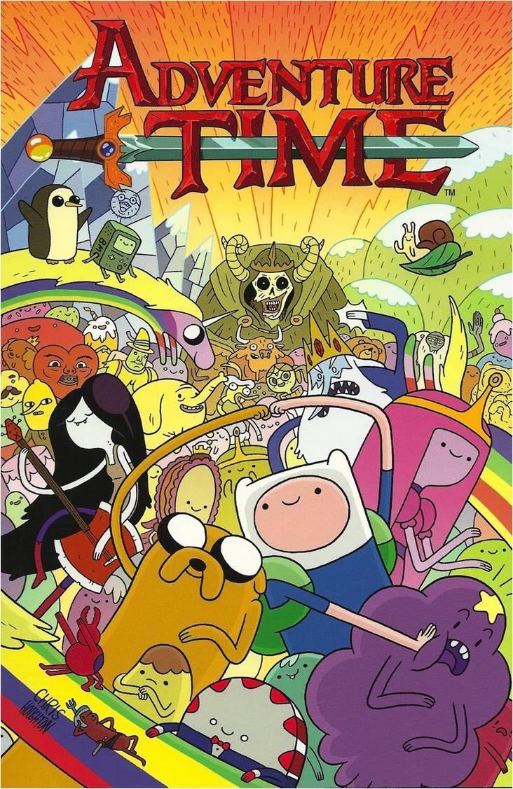 Quel personnage d'Adventure Time es-tu ?