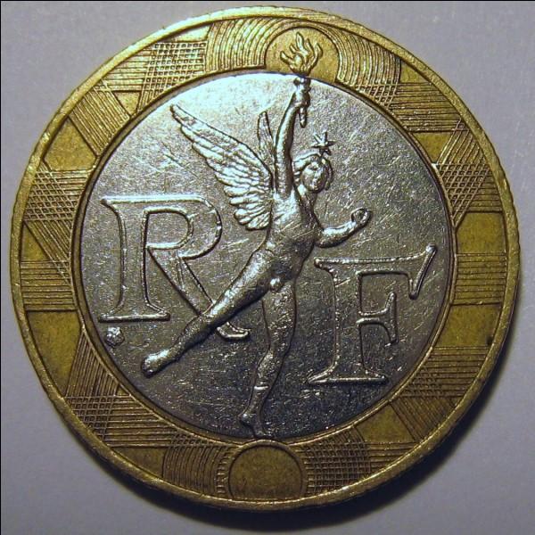 En quelle année a-t-on officiellement cessé d'utiliser les francs comme devise monétaire nationale ?