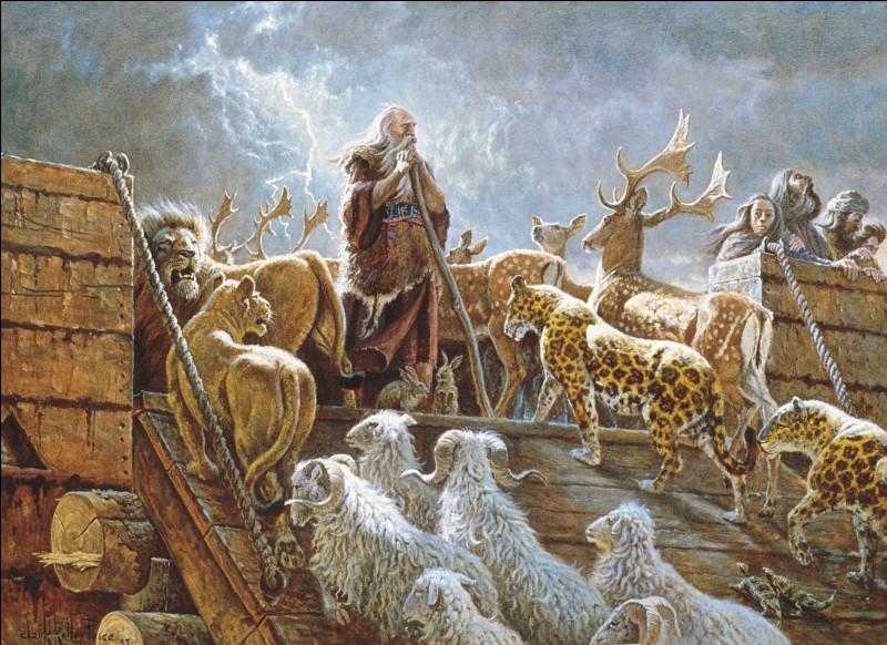 Dans la Bible, comment s'appelle le père de Noé ?