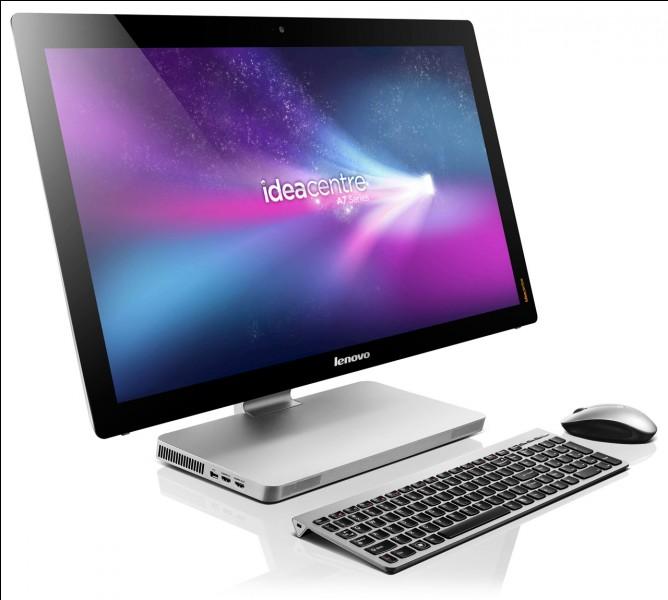 Travailles-tu sur ton ordinateur ?