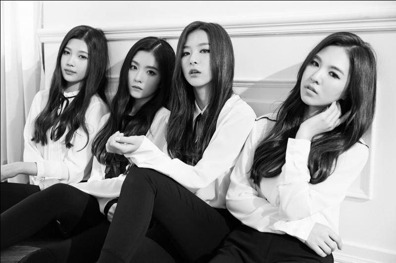 En quelle année les Red Velvet ont-elle débuté ? (Avant l'arrivée de Yeri.)