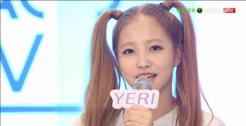 Quelle est la date de naissance de Yeri ?