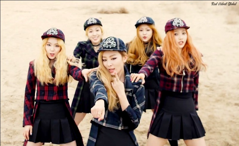 Qui, parmi les Red Velvet, n'a pas participé au projet Smrookies ?