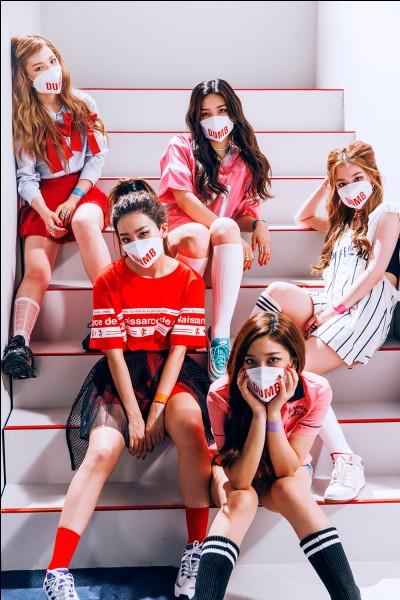 Qui, parmi les Red Velvet, aime le rap ?