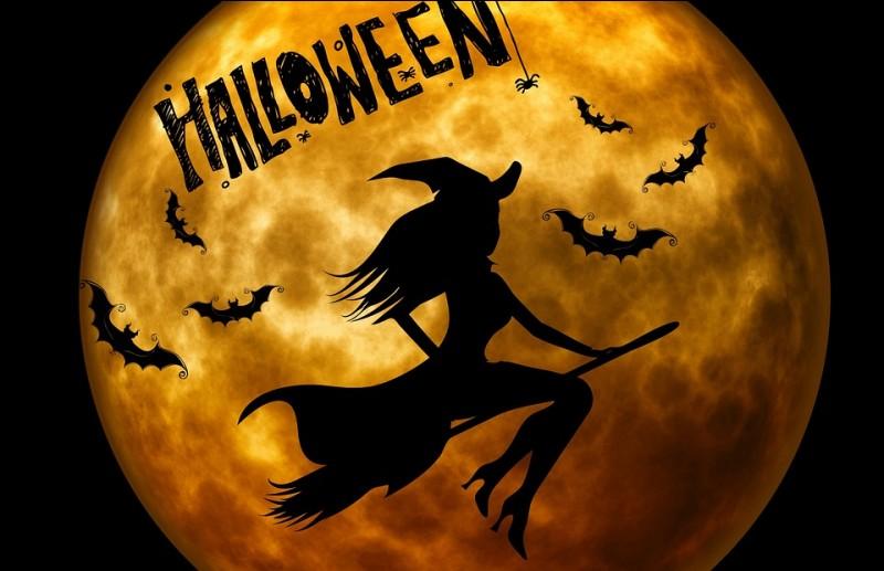 Halloween a lieu la veille de...
