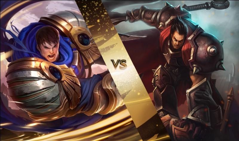 Quels champions sont ennemis ?