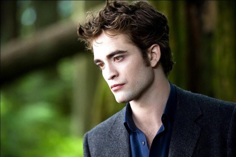 Quel est le snap de Robert Pattinson ?